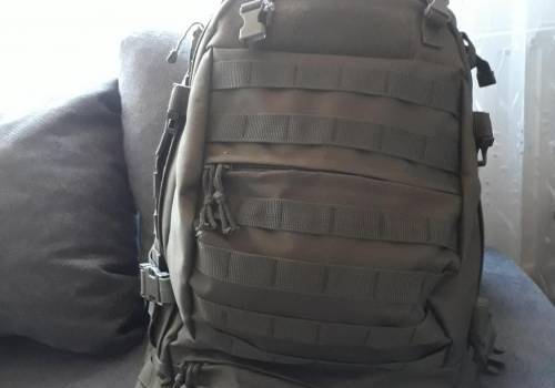 a16ec029646fd plecak turystyczny   taktyczny kolor olive