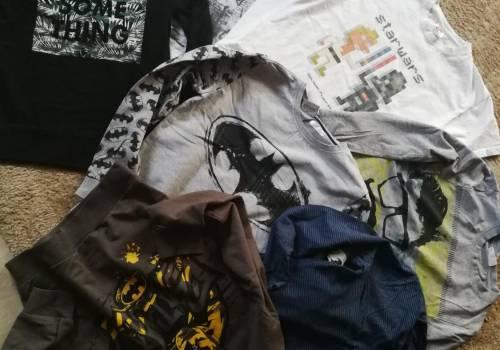 ec0ca1df86 Koszulki i bluzy dla chłopca rozmiar 140