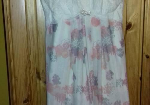 ec75c277f7 Sprzedam śliczną sukienkę do karmienia.